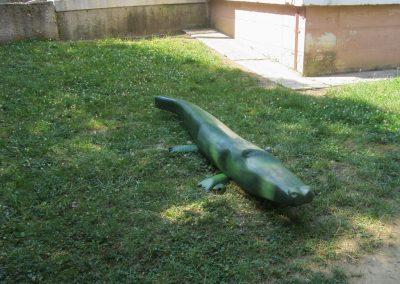Faragott krokodil