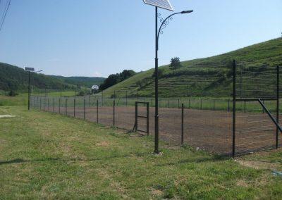 fém kerítés