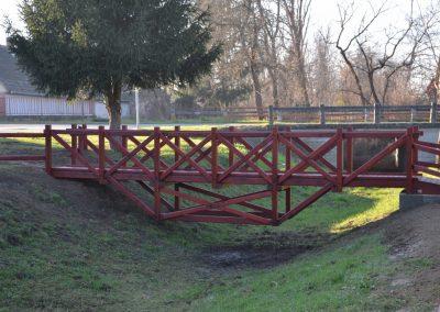 tölgy híd, fa